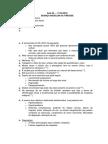 Doenças Nodulares da tireoide