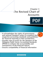 Chapter 3 Revised Chart of Accounts