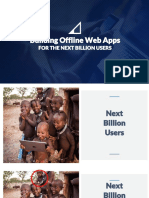 Offline Apps for Next Billion Users