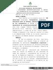 Medida Cautelar Consumidores Argentinos
