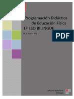 Programacion de Educación