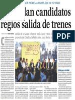 18-05-18 Respaldan candidatos regios salida de trenes