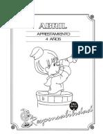 Cuadernillo Educación Inicial Saco Oliveros