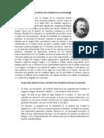 Aporte de Ferdinand de Saussure