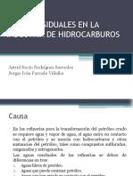 Tratamiento de Aguas Residuales en Industria de Hidrocarburos