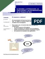 Boletin Resumen- Conclusiones y Recomendaciones2