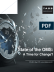 V16-022 State of the OMS Final