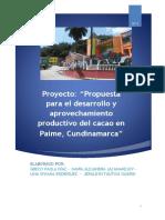 Vf_taller No.1 Paime Cundinamarca