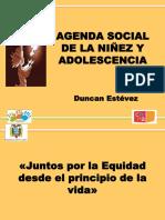Agenda Social Politicas Proteccion Integral
