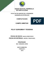 Campo Amistad Pilay