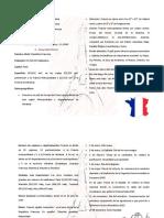 Ficha de Conocimientos Sobre Francia