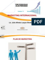 SEMANA 7 -Plan de Marketing Internacional