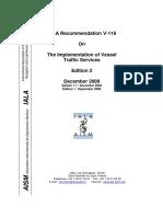 V-119 the Implementation of VTS