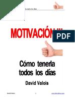 Motivación  Cómo tenerla todos los días .pdf