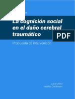 La Cognicion Social en Tec