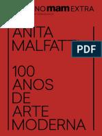 Anita Malfatti - 100 anos de arte moderna