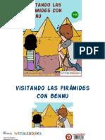 Viaje a Las Piramides Con Bennu - Suso Monforte