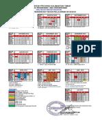 Kalender Pendidikan Kaltim 2018-2019 - SMK NU Balikpapan