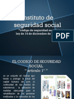 Instituto Seguridad Social