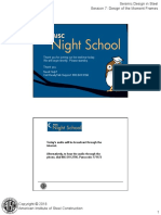 Night School 16 Session 7