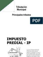 Sesion 14 Tributacion Municipal
