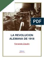 La revolucion alemana de 1918.pdf