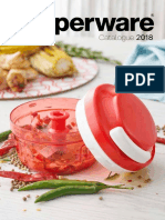tupperware South Africa Catalogue 2018