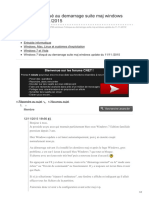 Forums.cnetfrance.fr-windows 7 Bloqué Au Demarrage Suite Maj Windows Update Du 1111 2015