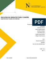 Info Procesos Quincha - Adobe - Tapial
