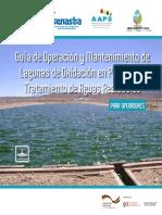Operación y Mantenimiento de Lagunas en Plantas de Tratamiento de Aguas Residuales