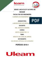 Elementos de Lab. de Hidraulica