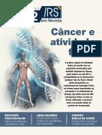Revista Câncer e Atividade Física - Artigo