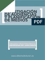 3x09 Investigación de Audiencias y Planificación de Medios