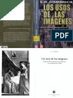 Gombrich E H Los Usos de Las Imagenes 1999