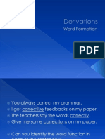 Derivations 01