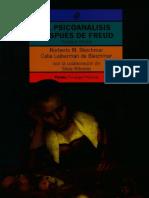 El Psicoanálisis Después de Freud [Norberto Bleichmar & Celia Leiberman]