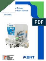 Impresora Kent Hva 100