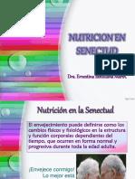 NUTRICION SENECTUD