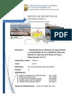Saneamiento Marcona Ica (1)