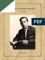 Genaro Ledesma Izquieta 1931-2018 in MEMORIAM