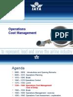 Occ 4 Cost Control