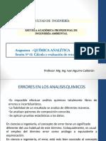 Tema 2- Cálculos y Evaluación de Resultados en El Análisis Químico (1)