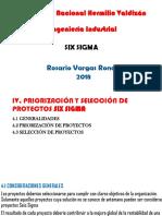 4. Priorizacion y Seleccion de Py Seis Sigma