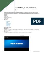 Entrevista sobre ElCapital de Marx