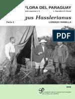 Catalogus Hasslerianus Parte 2