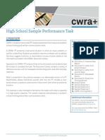 CWRA Plus Practice PT