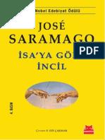 José Saramago - İsa'Ya Göre İncil