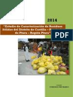 Estudio de Caracterización - Castilla Final