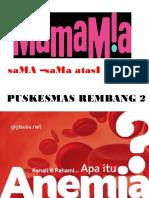 Anemia Mamamia Rembang 2