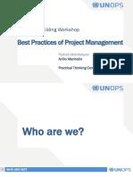 UNOPS -Presentation En